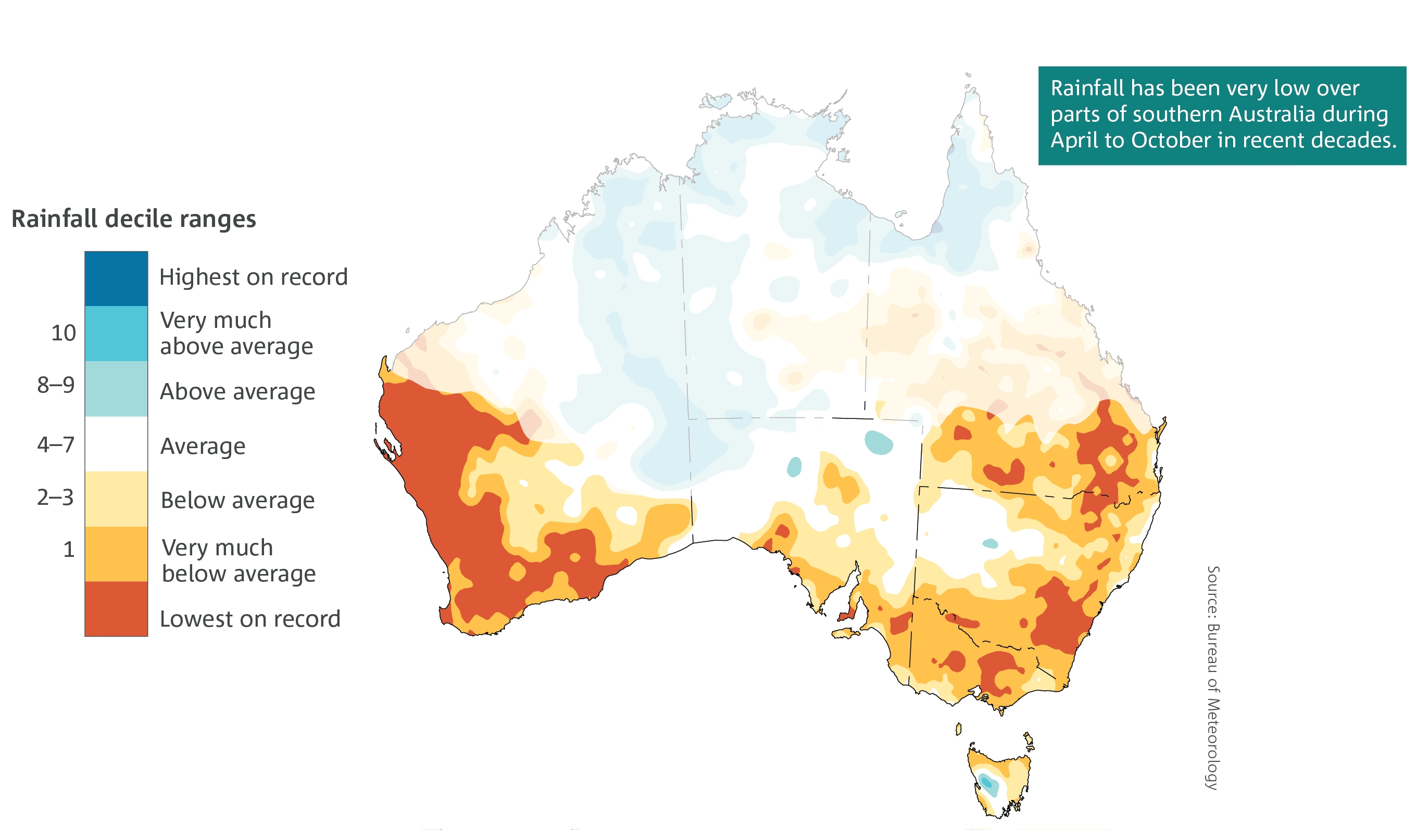 State Of The Climate 2018: Bureau Of Meteorology inside Australia Fire Map Bom