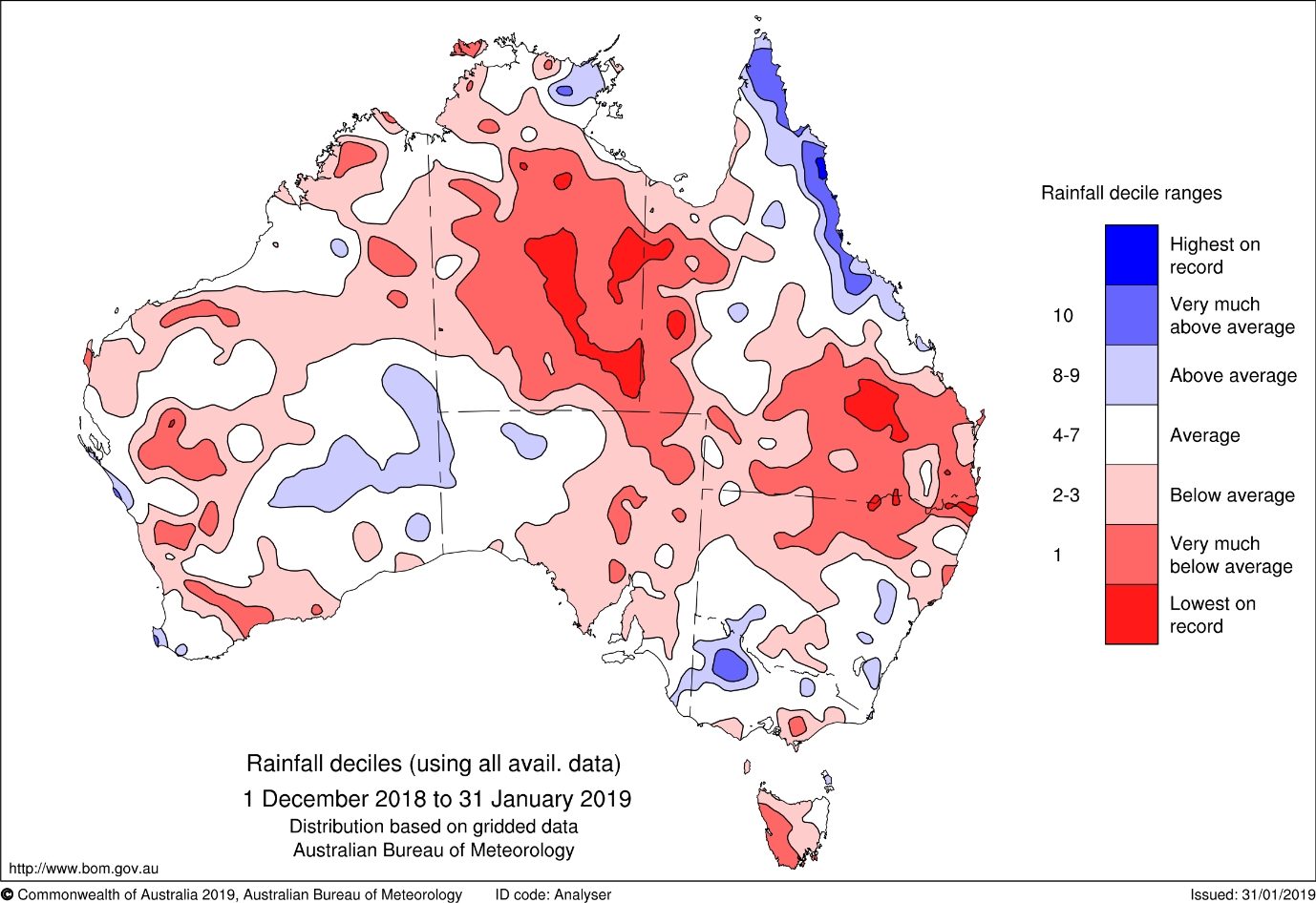 Summer 2019 Sets New Benchmarks For Australian Temperatures intended for Australia Fire Map Bom