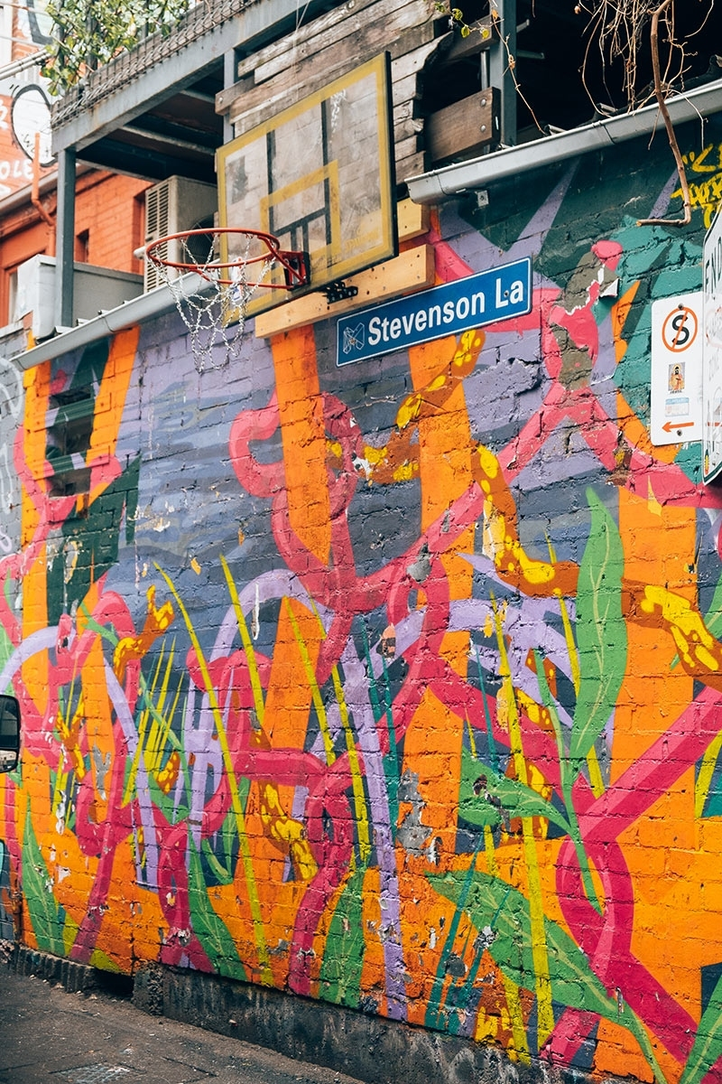 19 Best Melbourne Street Art Locations & Map | The with Melbourne Street Art Map 2020