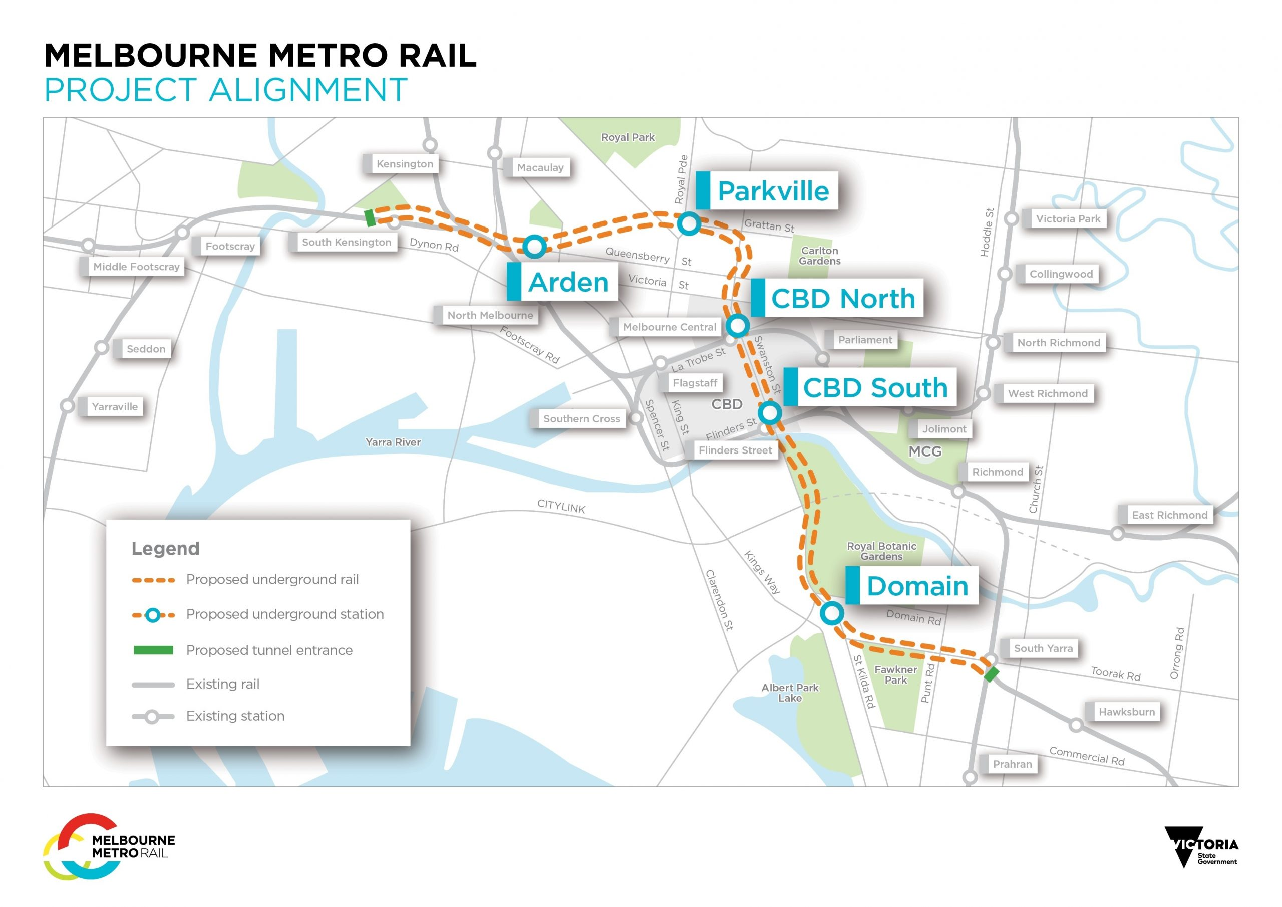 Contract Signed For Hcmt Trains | The Southern Thunderer within Melbourne Metropolitan Area Map 2018