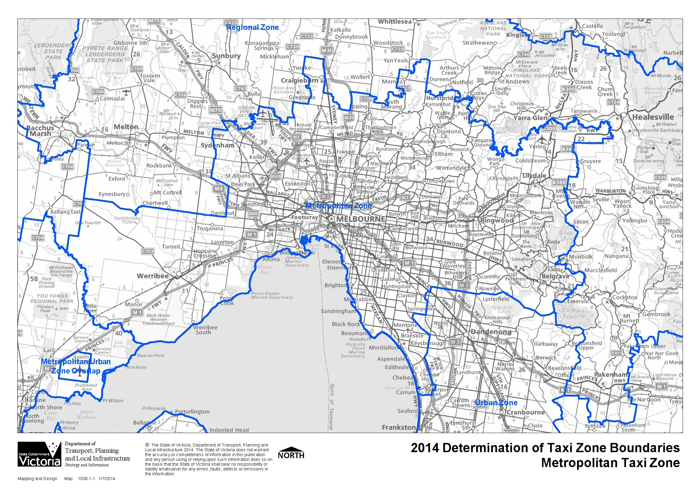 Detailed Maps Of Metro And Urban Zones | Commercial within Melbourne Hot Zones Covid Map