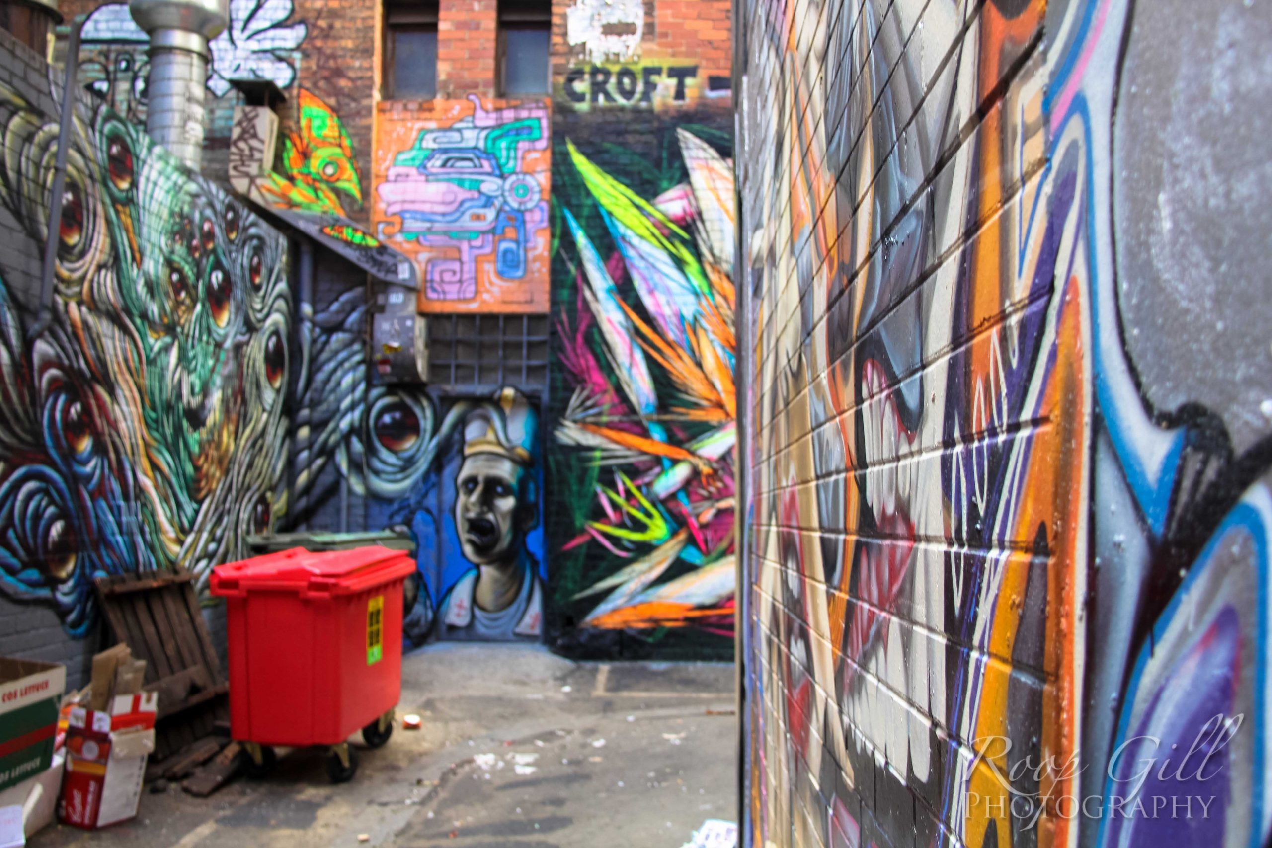 Melbourne's Graffiti Walls « Roopgill with regard to Melbourne Street Art Walking Map