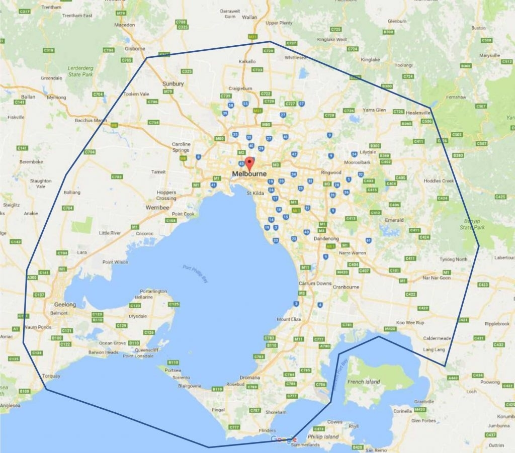 Portable Toilet Hire, Shower & Portaloo Melbourne, Geelong intended for Melbourne Covid Cases By Suburb Map